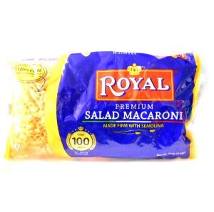 Royal Premium Salad Macaroni (Stay Firm Pasta Elbows) | Buy Online at the Asian Cookshop